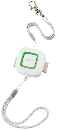 Мобильный сигнализатор от Toshiba