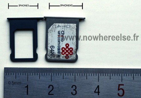 Новый iPhone неприятно удивляет форматом сим-карт (1)