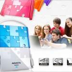 Оригинальный внешний HDD: ADATA DashDrive HV610