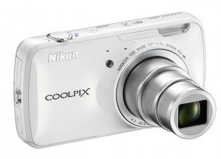 Первая фотокамера на ОС Android