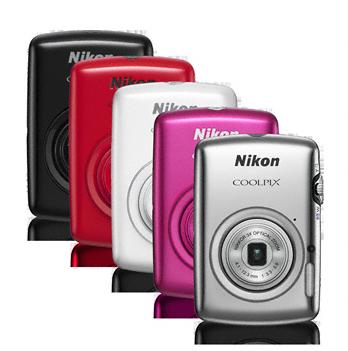 Ультракомпактная камера Nikon Coolpix S01 (2)