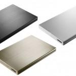 Тонкие и стильные внешние жесткие диски I-O DATA HDPX-UT Series