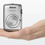 Ультракомпактная камера Nikon Coolpix S01
