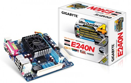 GIGABYTE GA-E240N