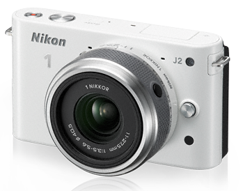 Nikon 1 J2 компактная камера со сменной оптикой (1)