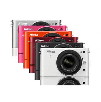 Nikon 1 J2 компактная камера со сменной оптикой (2)