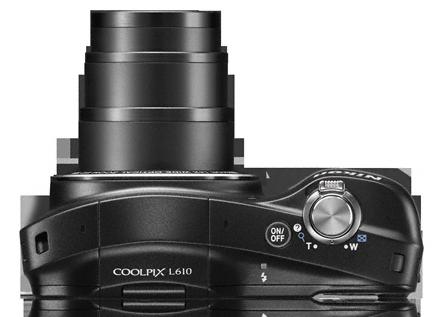 Nikon Coolpix L610 компактная камера с хорошим зумом (2)