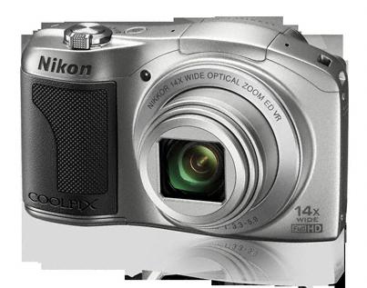 Nikon Coolpix L610 компактная камера с хорошим зумом