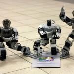 Российские роботы выиграли золото на Олимпиаде