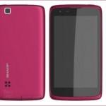 Sharp SH530 — 5-дюймовый смартфон