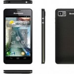 Lenovo представила музыкальный смартфон K860