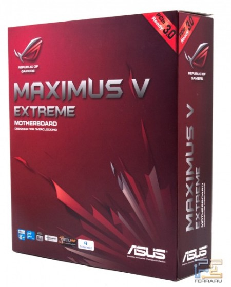 ASUS Maximus V Extreme