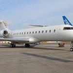 Bombardier Global 6000 представлен на Jet Expo 2012