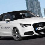 Dual-Mode Hybrid A1 e-tron нового поколения