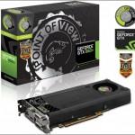 Point of View выпустила разогнанную GeForce GTX 660 Ti