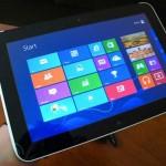 HP показала бизнес-планшет ElitePad 900 на Windows 8