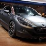 Спортивное творение Peugeot RCZ R
