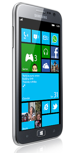 Samsung Ativ S на windows phone 8