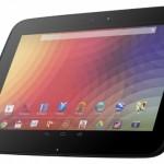 Google Nexus 10 — эталонный планшет на Android 4.2