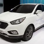 Hyundai начинает производство водородного авто