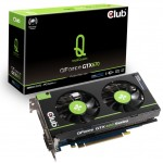 GeForce GTX 670/GTX 660 Ti royalQueen от компании Club 3D