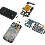 Изучены «внутренности» Google Nexus 4