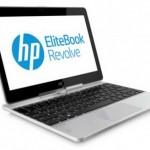 Анонс ноутбука-трансформера HP EliteBook Revolve