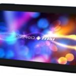 Появились подробности и 7-дюймовом планшете MSI Enjoy 71