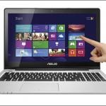 ASUS VivoBook S550CM — сенсорный ультрабук на Windows 8
