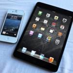 В России начались официальные продажи iPhone 5 и iPad mini