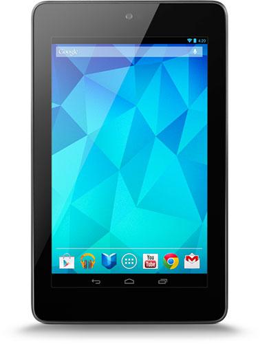 ASUS готовит ещё более бюджетный планшет, чем Nexus 7