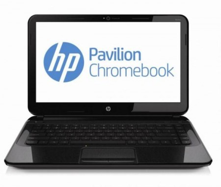 HP Pavilion Chromebook 14-c010us