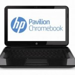 HP Pavilion Chromebook — первый хромбук HP