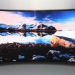 CES 2013: 1-й в мире изогнутый OLED-телевизор от Samsung