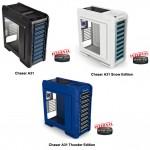 CES 2013: новые корпуса линеек Chaser Series и Urban Series от Thermaltake