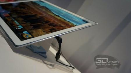 20-дюймовый планшет Panasonic