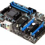 MSI 970A-G43 — качественная и недорогая ATX плата