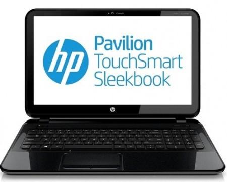 Pavilion TouchSmart Sleekbook