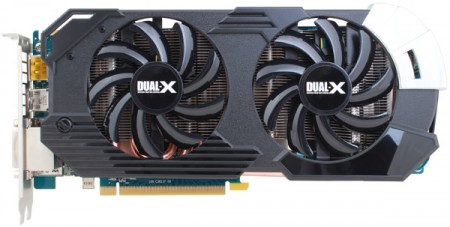 Sapphire Radeon HD 7950 With Boost