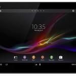 MWC 2013: мировая премьера ультратонкого планшета Xperia Tablet Z