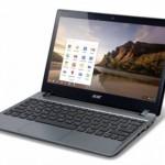 Хромбук Acer C7 незначительно модиффицировали