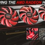 Наконец представлена эталонная видеокарта AMD Radeon HD 7990