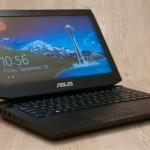 Ноутбуки ASUS G750 получат процессор Haswell и графику GTX 760M/770M