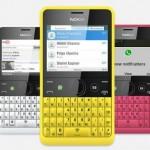 Nokia Asha 210 — телефон с QWERTY-клавиатурой