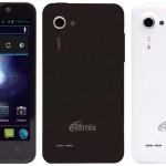 Ritmix RMP-450 — 2-ядерный смартфон с двумя SIM