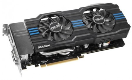 ASUS GeForce GTX 660 Dragon Edition