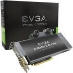 EVGA GeForce GTX 780 HydroCopper — видеокарты с водоблоками