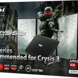 MSI GX70 — игровой ноутбук на AMD A10-5750M и Radeon HD 8970M