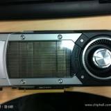 «Шпионские» фото GeForce GTX 780 и GeForce GTX 770