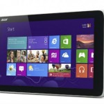 Acer Iconia W3 — планшет на Windows 8 и Intel Clover Trail